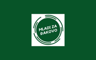Mladi za Đakovo – nova lokalna politička opcija