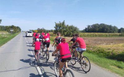 """DVD Kešinci i Udruga biciklista """"Pedala"""" organizirali su prvu Vatrogasnu biciklijadu"""