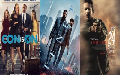 "Kino: Tri filma u parku i jedan ""pod krovom"""