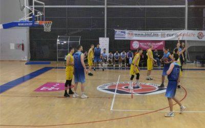 Košarkaši ciljaju na prvo mjesto