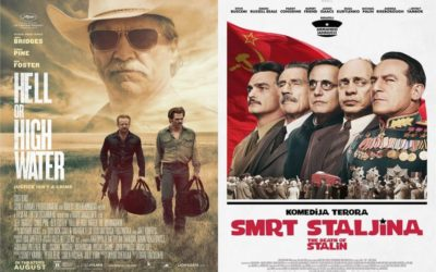 Ljetno kino: Sve ili ništa i Smrt Staljina