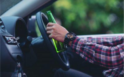 U alkoholiziranom stanju sletio s kolnika