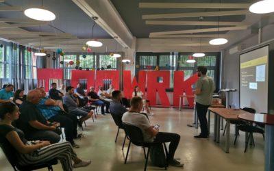 Održan prvi sastanak Udruge Glas poduzetnika – regionalnog odbora Osijek