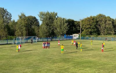 Rataru i Omladincu pobjede, Slavoniji poraz