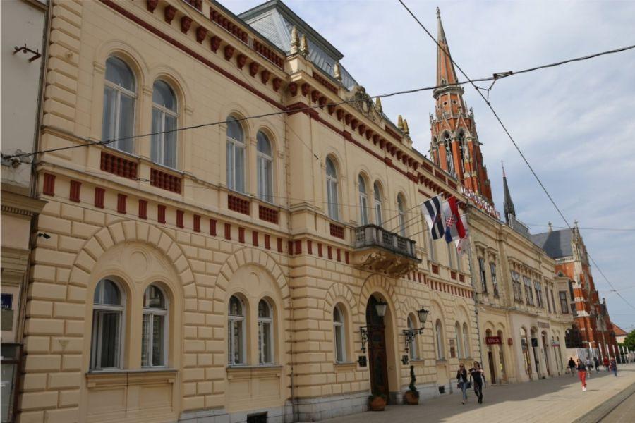 Zgrada OBŽ, Foto: Osječko-baranjska županija