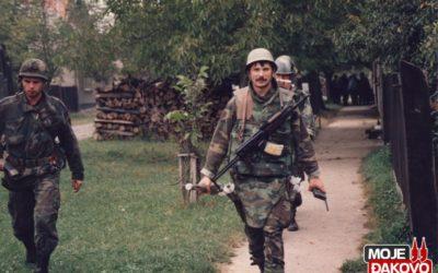 Započeo Domovinski rat u Đakovu – bitka za vojne objekte