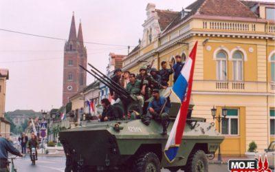 Kraj borbi za vojne objekte – JNA otjerana iz Đakovštine
