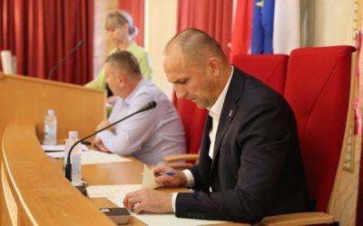 Županija nastavlja s investicijama kao i mjerama pomoći uslijed korona krize