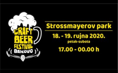 Đakovo Craft Beer Festival 2020.