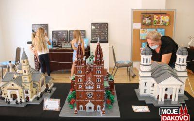[FOTOGALERIJA] Lego izložba kluba Kockice
