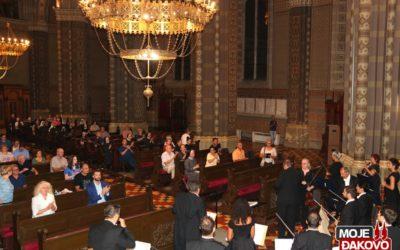 [FOTOGALERIJA] Koncert Zagrebačke filharmonije u đakovačkoj katedrali