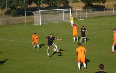 Odigrane utakmice 4. kola MNL Osijek – Vinkovci