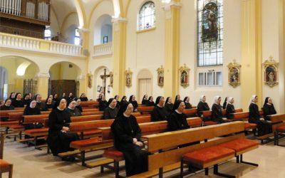 Proslava svetkovine Uzvišenja sv. Križa u đakovačkom samostanu