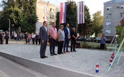 Obilježena 29. obljetnica oslobađanja vojnih objekata u Đakovu