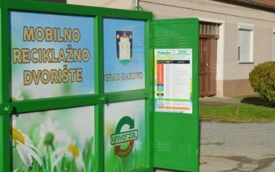 Mobilno reciklažno dvorište stiže u prigradska naselja
