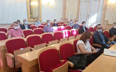 Održan sastanak čelnika Stožera civilne zaštite Osječko-baranjske županije