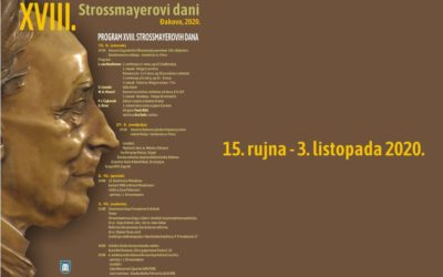Program XVIII. Strossmayerovih dana