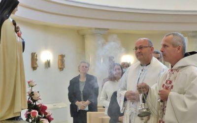 Blagdan sv. Male Terezije u Karmelu s. Josipa u Breznici Đakovačkoj