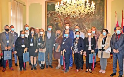 Bugarski poduzetnici s predstavnicima Veleposlanstva u radnom posjetu Đakovu