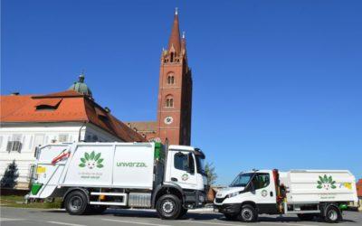 Univerzal preuzeo nove kamione vrijedne 1,5 milijuna kn