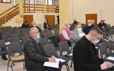 Konferencija dekana Đakovačko-osječke nadbiskupije u Đakovu