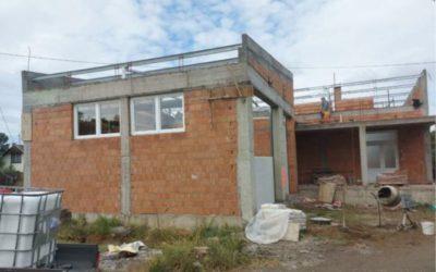 Izgradnja vatrogasnog doma u Mandićevcu