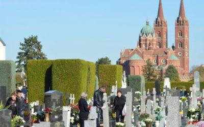 Nove mjere za pogrebe i blagdan Svih svetih