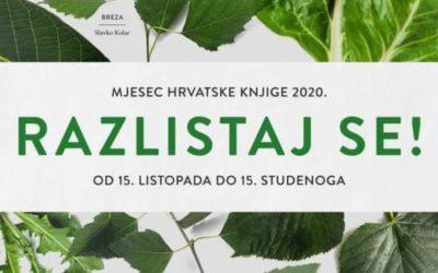 """Otvorenje izložbe """"Razlistaj se!"""" i Mjeseca hrvatske knjige"""