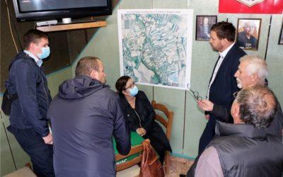 Održan radni sastanak gradonačelnika Mandarića i predstavnika VMO-a Ivanovaca Đakovačkih