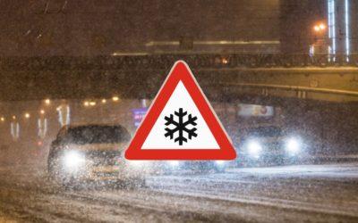 Zimska oprema obavezna na pojedinim dionicama od 15. studenog