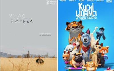 U kinu: Otac i Kućni ljubimci na tajnom zadatku