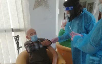Cijepljenje počelo i u đakovačkom Domu za starije i nemoćne