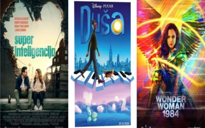 U kinu: Superinteligencija, Wonder Woman 1984, Duša