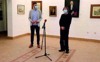 """Otvorena """"Izložba rijetko izlaganih slika iz Likovne zbirke Muzeja Đakovštine"""""""