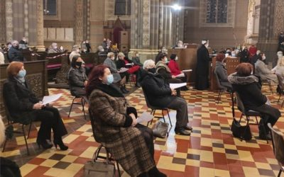 Polnoćka u katedrali održana u skladu s epidemiološkim mjerama