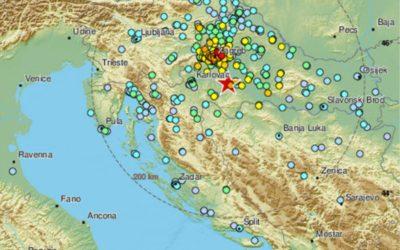 Silovit potres u Hrvatskoj, osjetio se i u Đakovštini