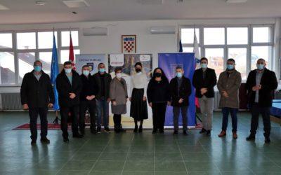 Grad Đakovo i Općine s područja Đakovštine potpisali Sporazum o projektnom udruživanju