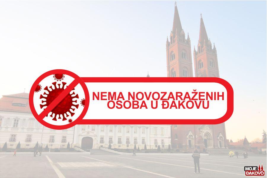 Nema novozaraženih osoba u Đakovu, Foto: Moje Đakovo