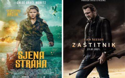 U kinu: Sjena straha i Zaštitnik