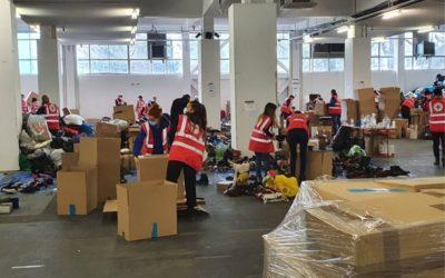 Hrvatski Caritas: Cilj je prikupiti dovoljan broj kontejnera i mobilnih kućica