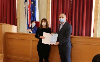 Župan Ivan Anušić uručio nagrade za najbolje poduzetničke ideje