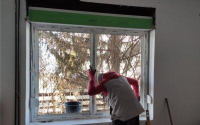 Đakovčaninu se obnavlja požarom oštećena kuća