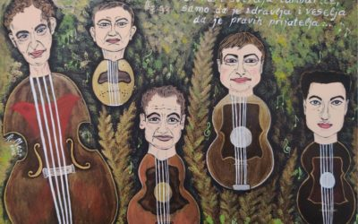 Prije 20 godina osnovan Slavonia Band