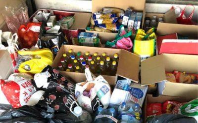 Općina Trnava pomogla potresom pogođenu općinu Donji Kukuruzari