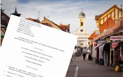 Ugostitelji oslobođeni plaćanja naknade za korištenje javnih površina do 30. rujna