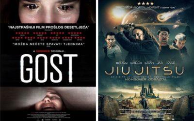 U kinu: Gost i Jiu Jitsu