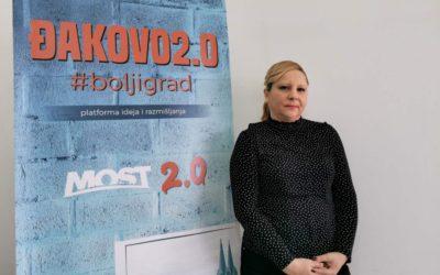 Irena Gluhak Forempoher Mostova kandidatkinja za gradonačelnicu Đakova!
