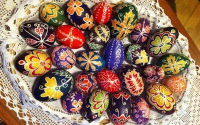 Gradska knjižnica organizira radionicu šaranja jaja