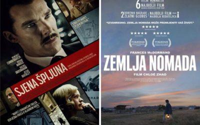 U kinu: Sjena špijuna i Zemlja nomada