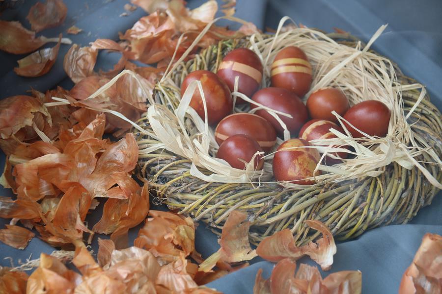 Izložba Uskrsni kruh na tradicijski i suvremeni način, Foto: Silvija butković